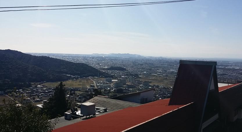 豊橋石巻山夜景スポット
