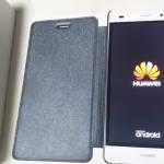 HUAWEI P8lite simフリースマートフォンのレビュー