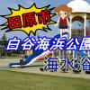 白谷海浜公園(海水浴場)おすすめ観光スポット・潮干狩り【田原市】