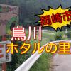 【岡崎市】鳥川ホタルの里の場所と駐車場など!ホタル学校の情報!