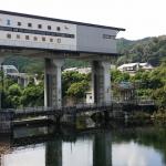 大野頭首工・ダムカードを求めて愛知県内ダム巡り①(新城市)