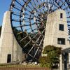 日本一の水車がある道の駅!おばあちゃん市山岡は観光におすすめ