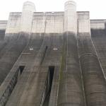 小里川ダム②ダムの中(堤体)を見学!観光にはもってこい!