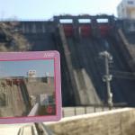羽布ダムで四季カード春バージョンをゲット!香恋の館のダムカレーを紹介!
